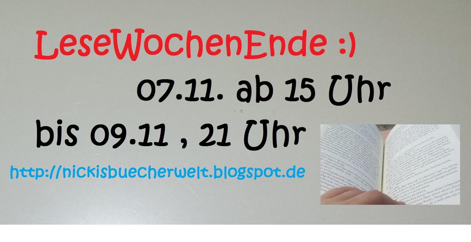 [Lesewochenende] 07.11.14 bis 09.11.14 – Tag #03