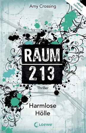 "Rezension ""Raum 213 – Harmlose Hölle"""