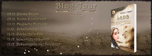 [Blogtour] Lana – Schattenbilder by Annie J. Dean | Interview mit einem Charakter