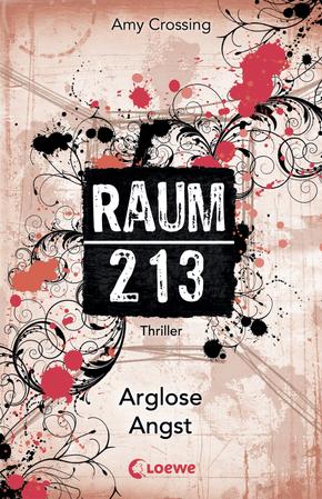 "Rezension ""Raum 213 – Arglose Angst"""