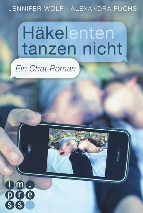 """Rezension """"Häkelenten tanzen nicht. Ein Chat-Roman"""""""