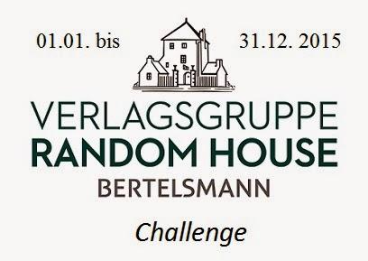 [Challenge] Random House Challenge 2015