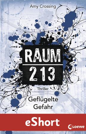 """Rezension """"Raum 213 – Geflügelte Gefahr"""""""