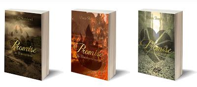"[Aktion] Maya Shepherds ""Promise""-Trilogie"
