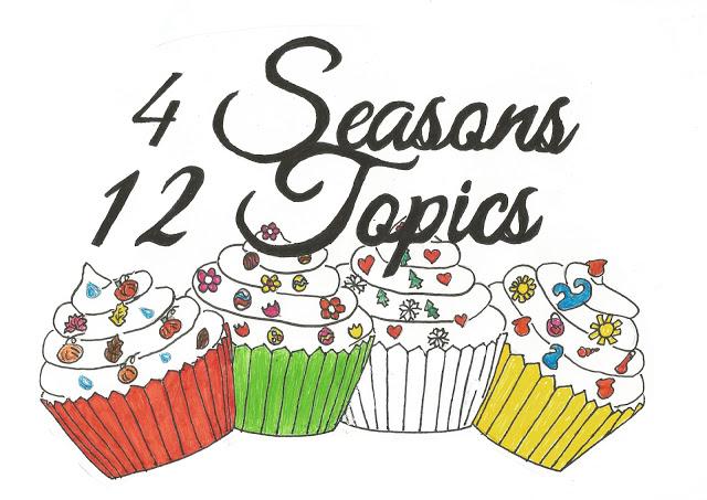 [Challenge] 4 Seasons – 12 Topics