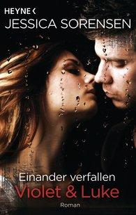 """Rezension """"Einander verfallen. Violet & Luke"""""""