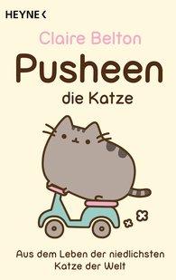 """[Gelesen] """"Pusheen die Katze"""" & """"Legend – The Graphic Novel"""""""