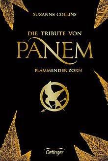 """Rezension """"Die Tribute von Panem – Flammender Zorn"""""""
