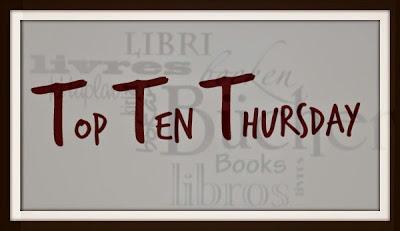 [Top Ten Thursday] 10 Bücher mit besonders langen/ausgefallenen Titeln