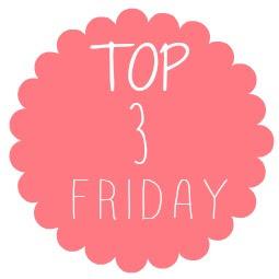 [Top 3 Friday] Einzelbände