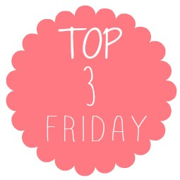 [Top 3 Friday] Reihen