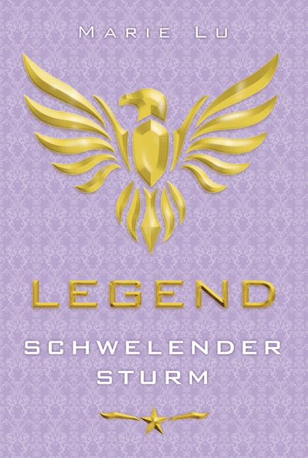 [Rezension] Legend – Schwelender Sturm