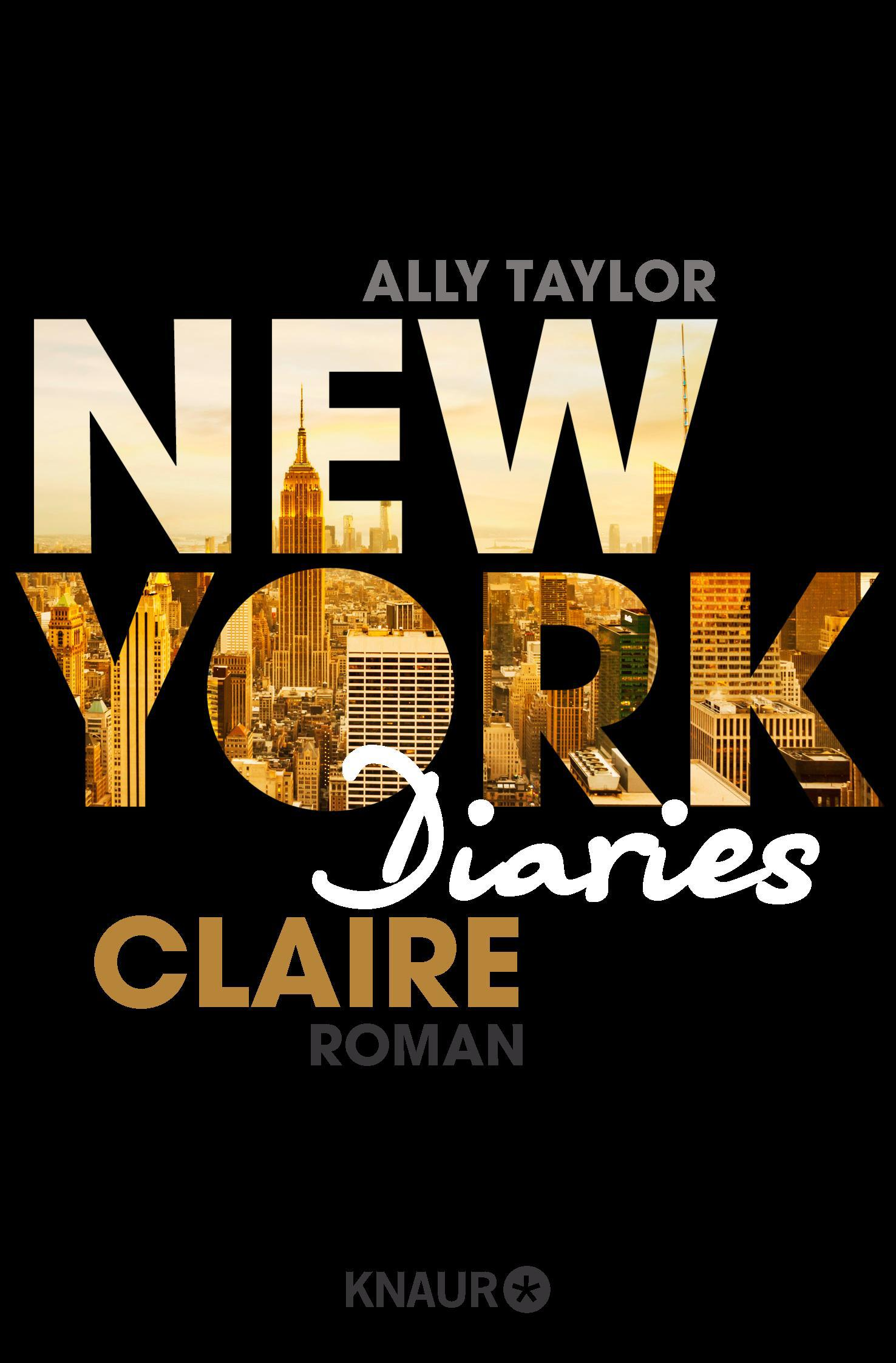 [Rezension] New York Diaries – Claire