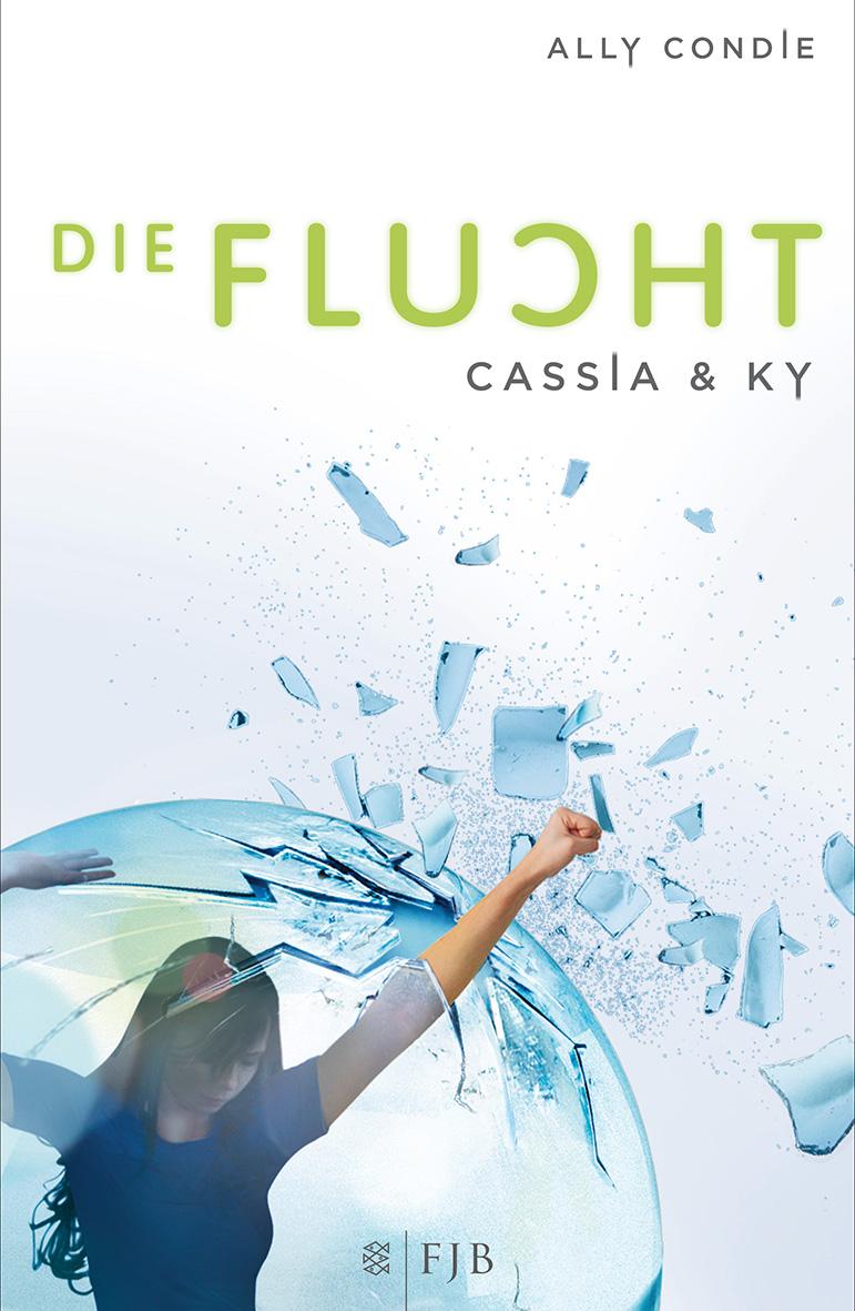 [Rezension] Cassia & Ky – Die Flucht