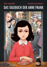 [Rezension] Graphic Diary: Das Tagebuch der Anne Frank
