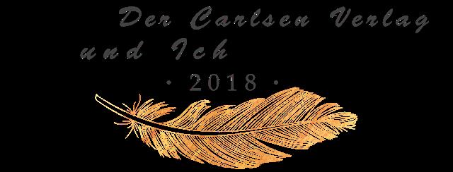 [TAG] Der Carlsen Verlag und ich | 2018