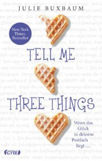 Rezension | Tell me three things