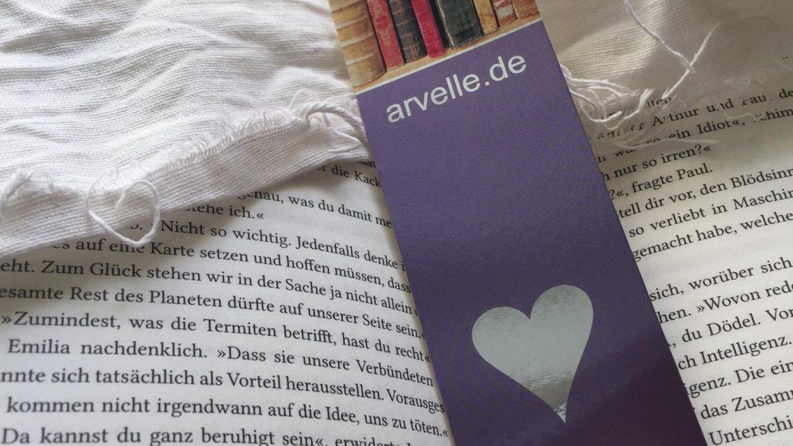 Anzeige | Neuzugänge von Arvelle