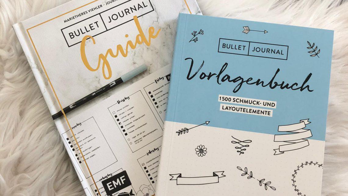 Bullet Journal Guide + Vorlagen Buch | Buchvorstellung