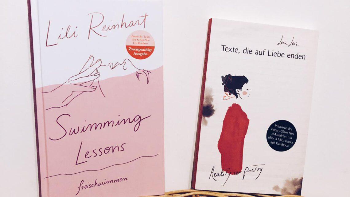 Rezension | Swimming Lessons + Texte, die auf Liebe enden